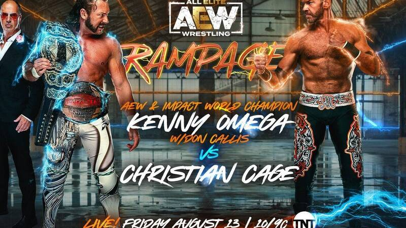 AEW Rampage: results and highlights, sensational title change