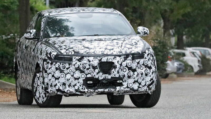 Alfa Romeo Tonale, spy photos confirm that we are almost there