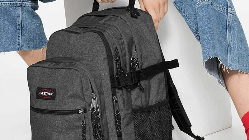 Eastpak backpacks, suitcases and accessories discounted over 50% on Amazon