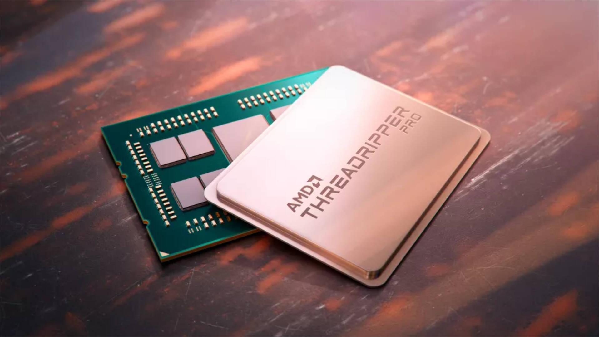 AMD Threadripper Pro 5995WX