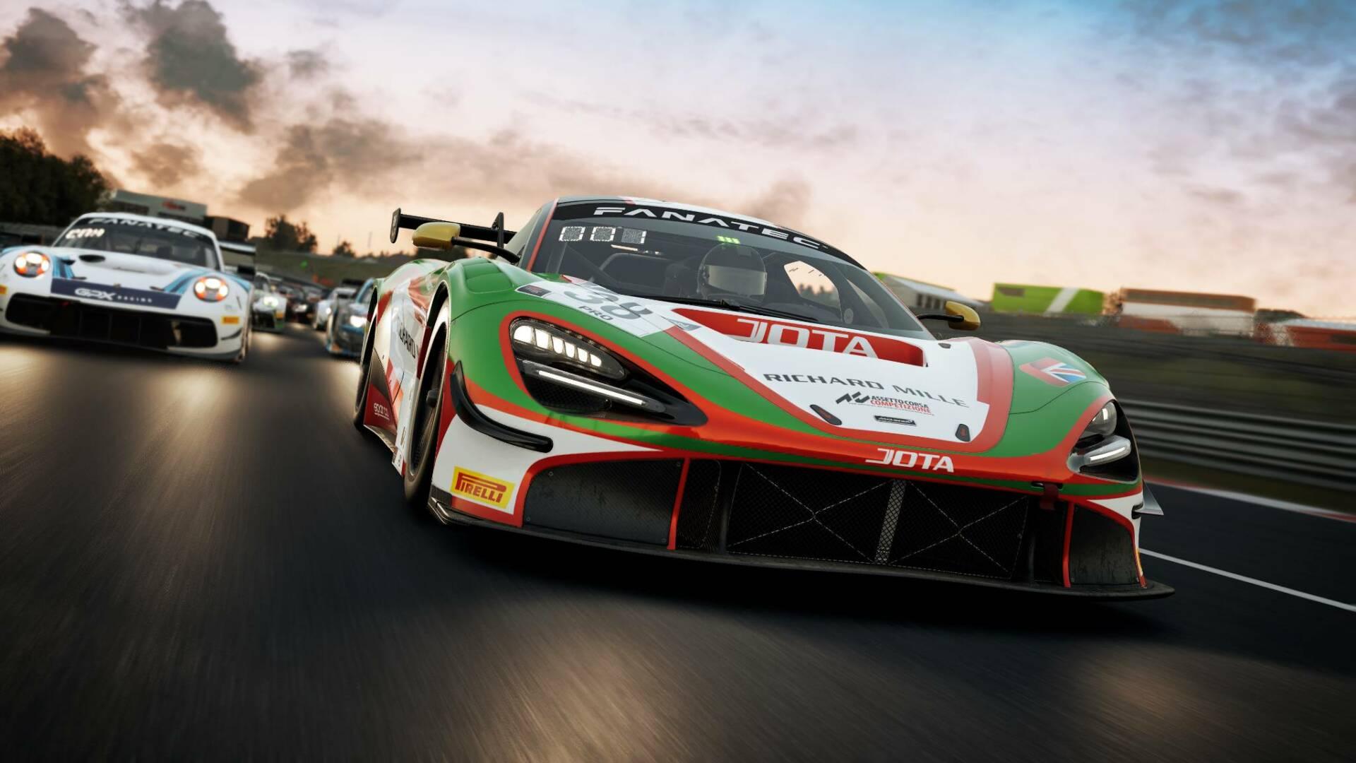 Assetto Corsa Competizione next gen