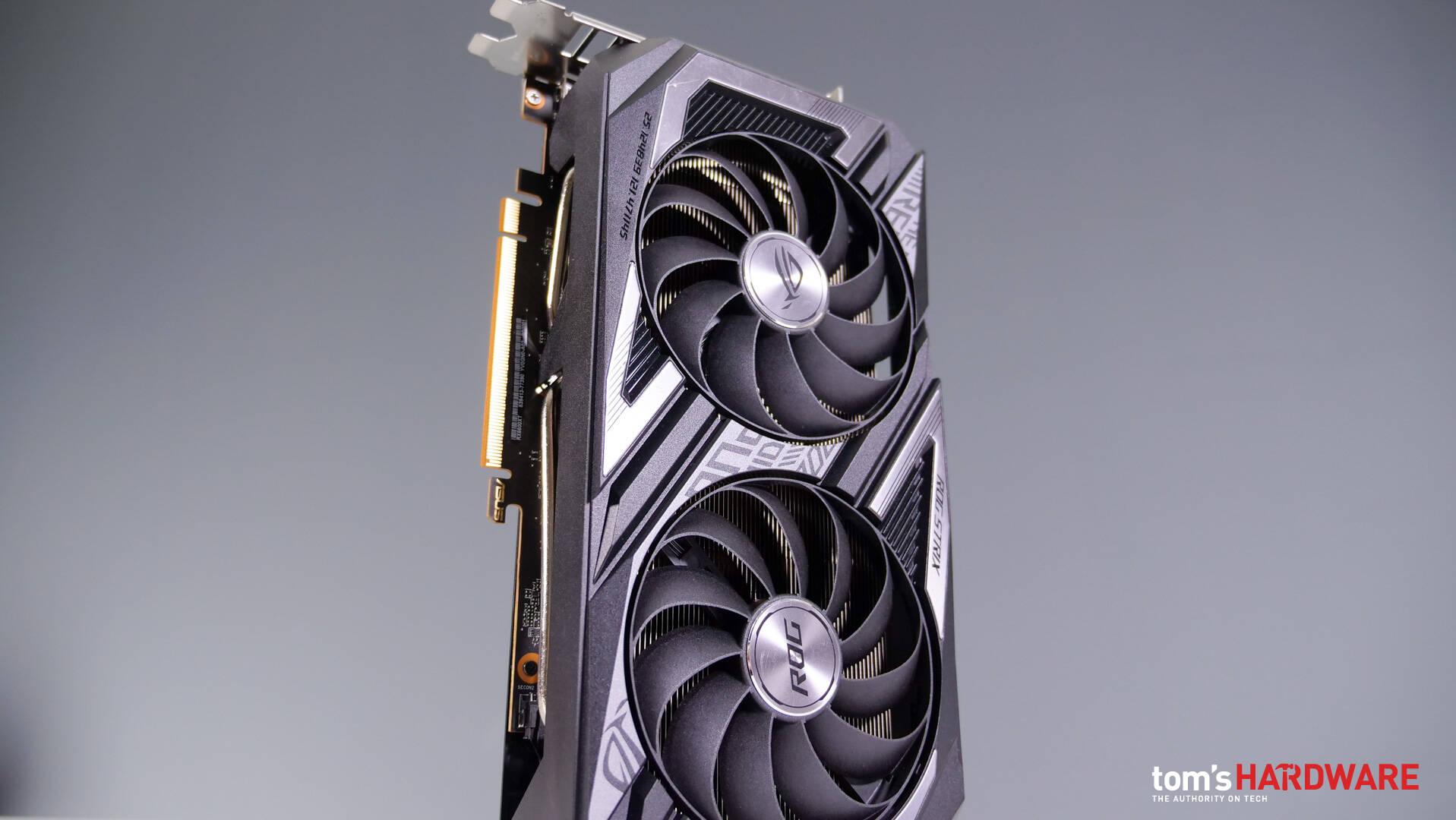 Asus ROG Strix Radeon RX 6600 XT