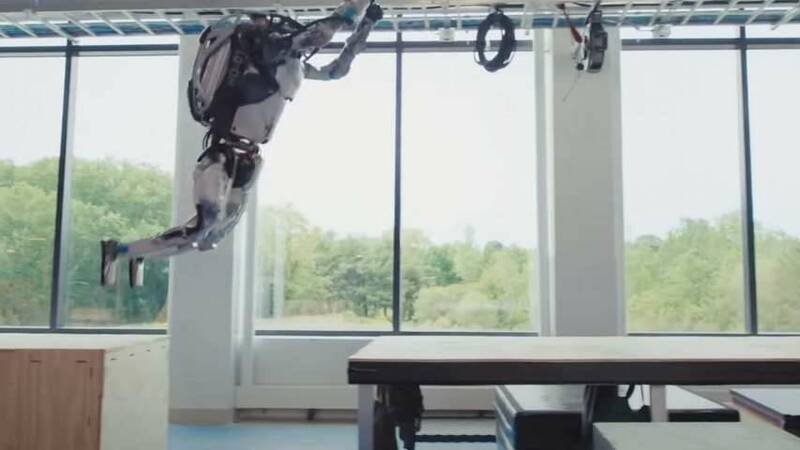 Smart and parkour-capable robots. The new goals of robotics