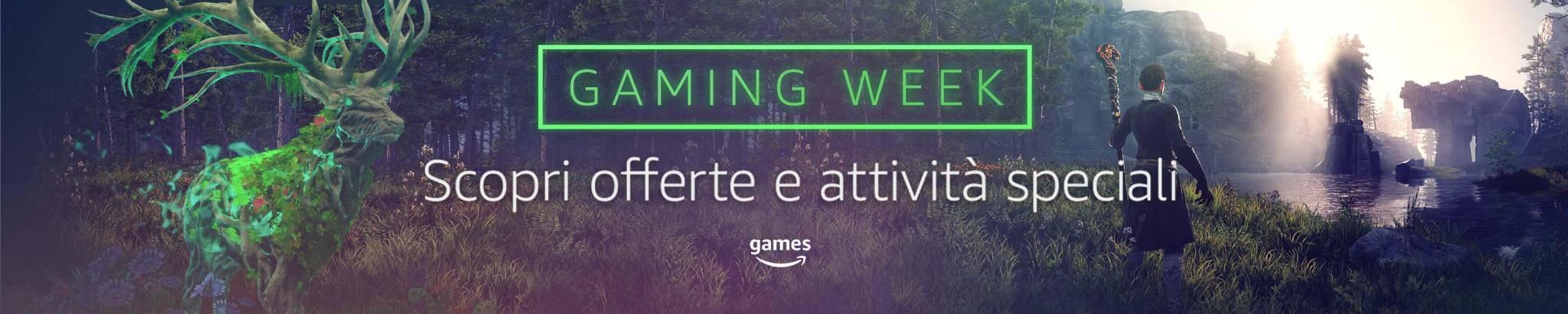Banner Amazon Gaming Week 2021