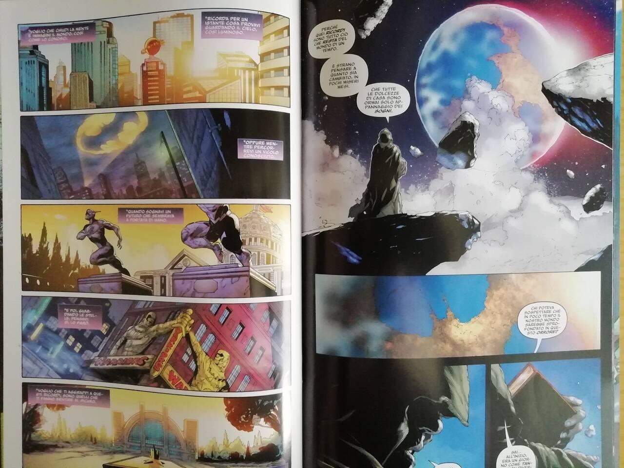 Batman: Death Metal 4, tutti i riferimenti e le curiosità