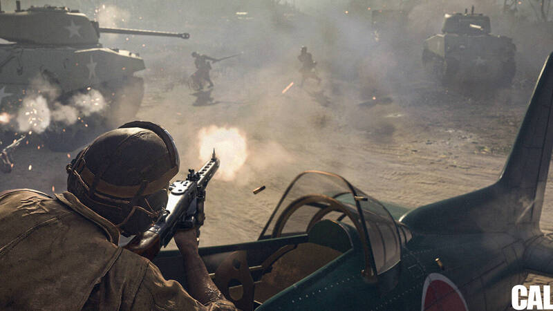 Call of Duty Vanguard, multiplayer will be shown in a few hours