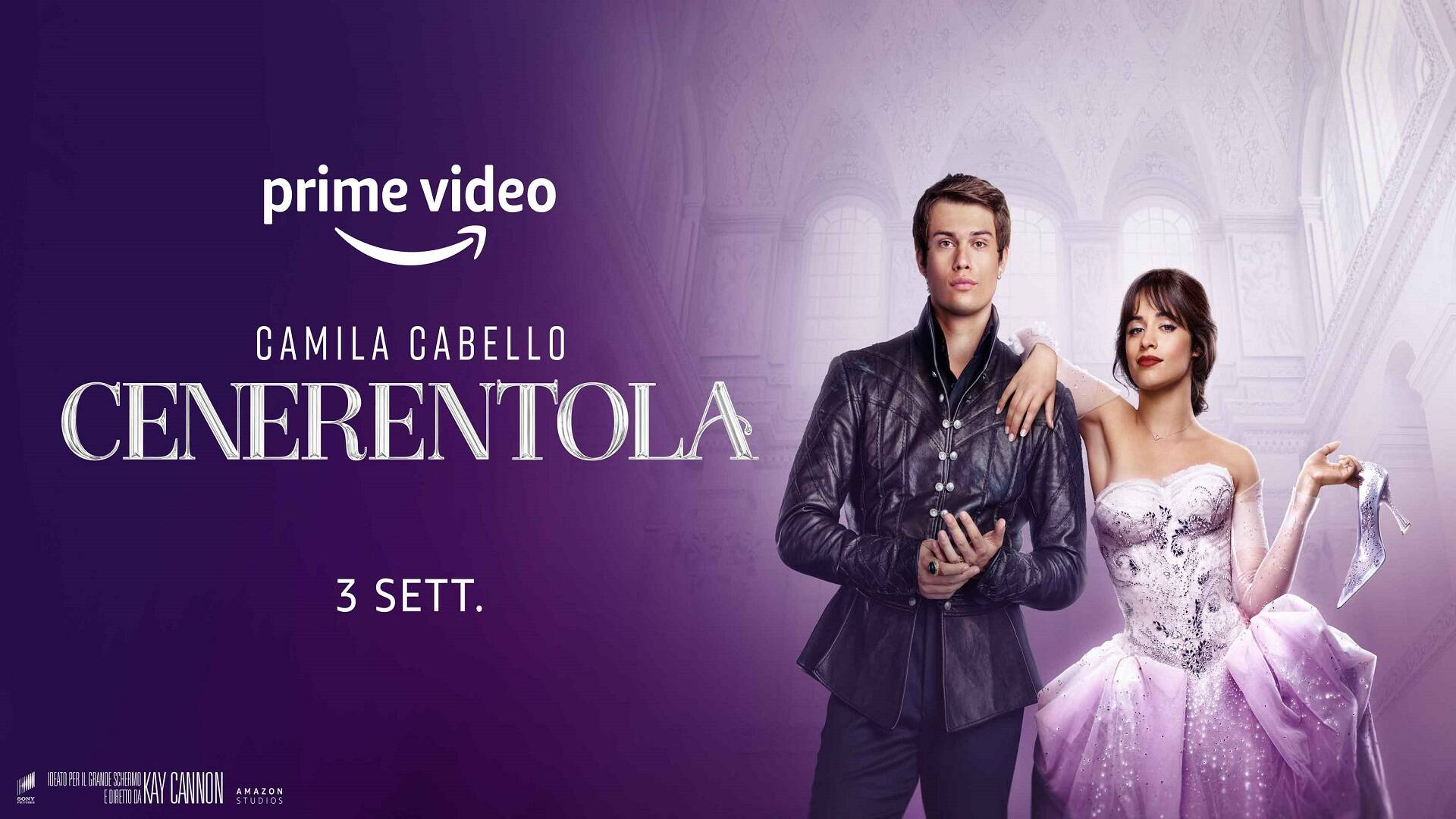 Cenerentola: trailer del film live action Amazon Prime Video