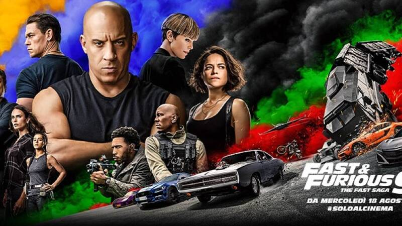 Exclusive clip of Fast & Furious 9, the new chapter of the adrenaline-pumping saga with Vin Diesel