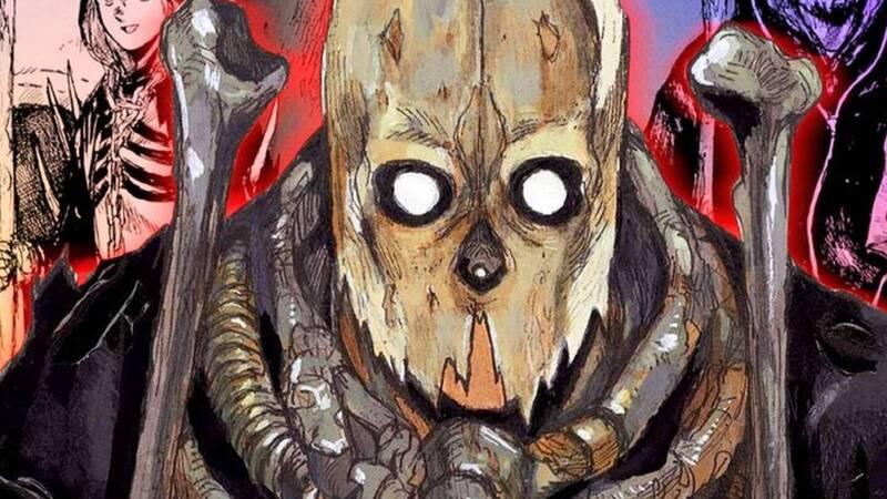 Dai Dark: the new manga by Q Hayashida (Dorohedoro) in Italy from Planet Manga