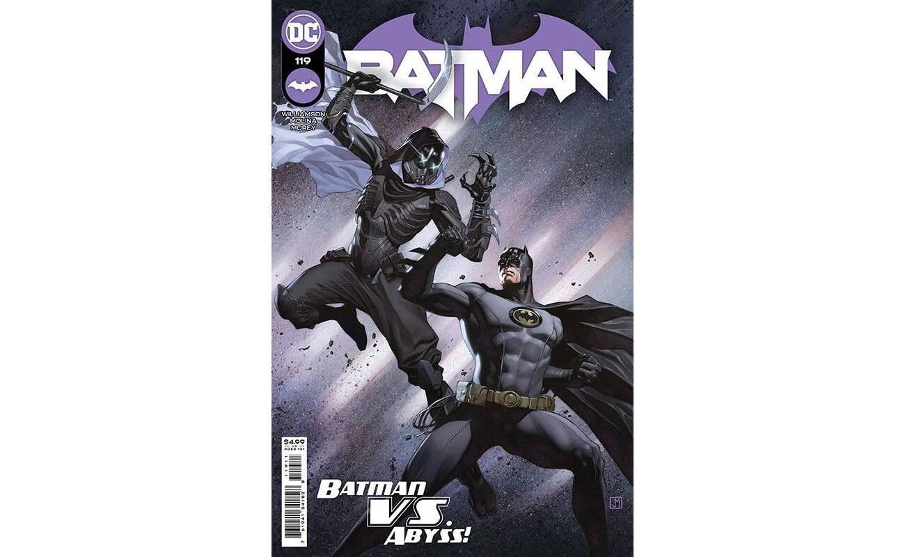 DC annuncia il nuovo scrittore di Batman