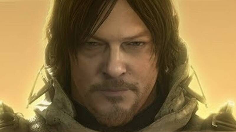 Death Stranding, Norman Reedus exposes himself to a new chapter