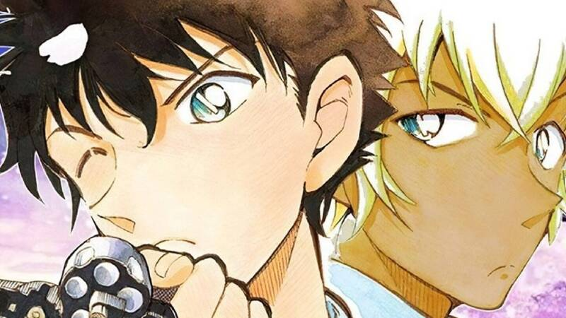 Detective Conan: Police Academy Arc Wild Police Story anime is coming
