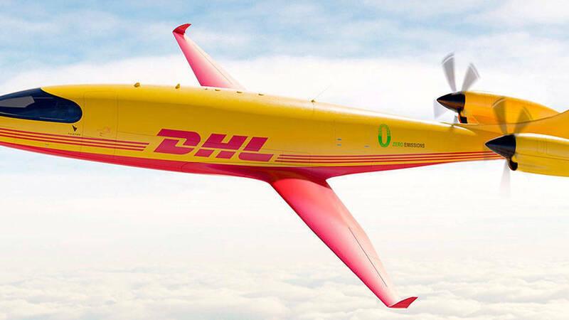 DHL Express orders 12 zero-emission eCargoes
