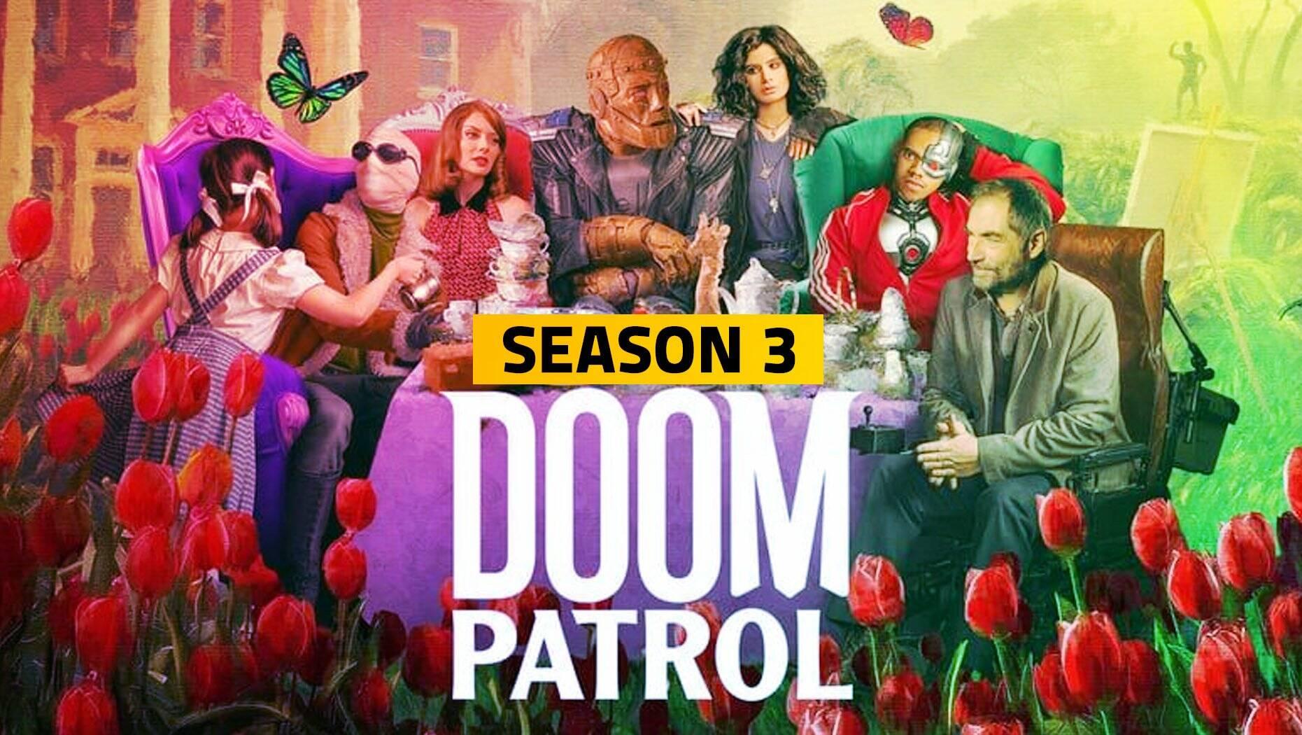 Doom Patrol Stagione 3
