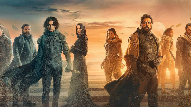 Dune: The Sisterhood, the spin-off series comes out of the shadows