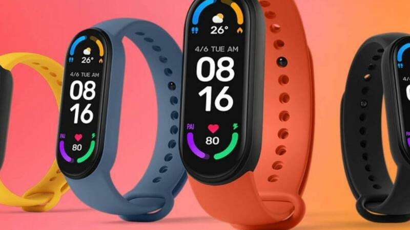 Xiaomi Mi Smart Band 6 at the lowest price ever on eBay