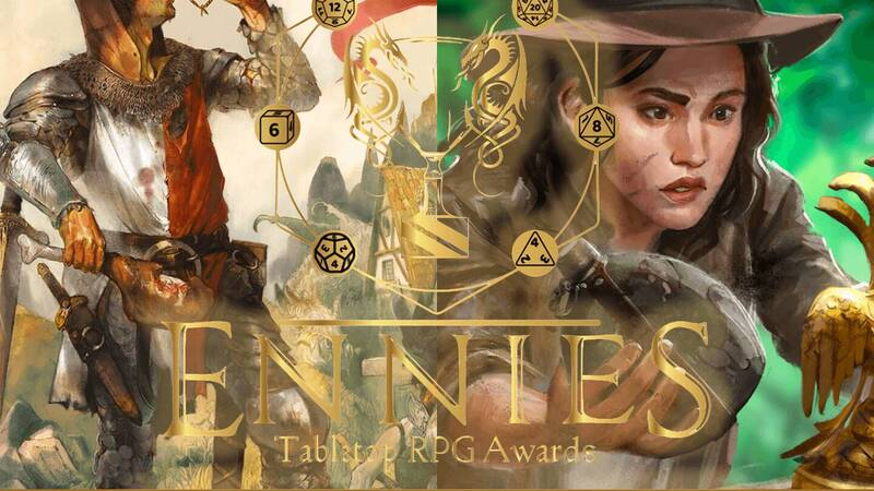 ENNIE Awards 2021: Brancalonia and Broken Compass among the nominees