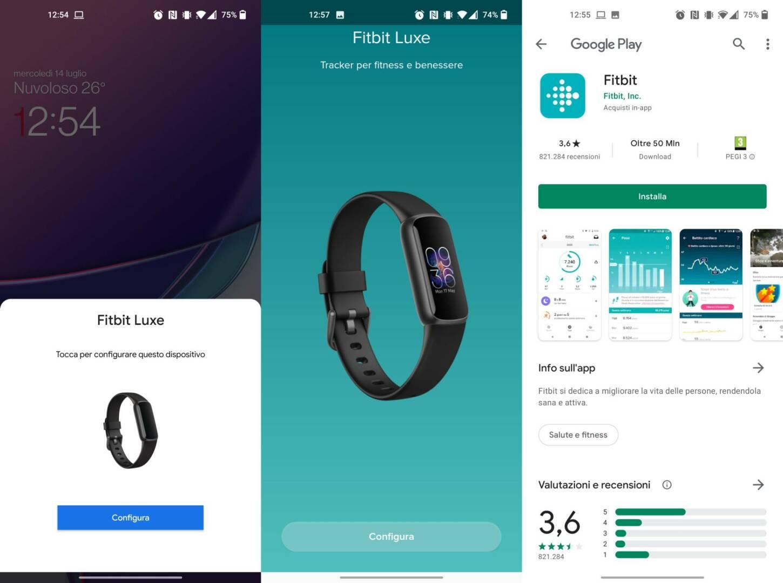 Fitbit Fast Pair
