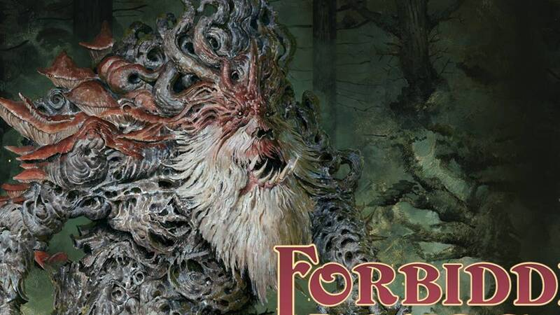 Forbidden Lands: a Kickstarter to launch two manuals not to be missed.