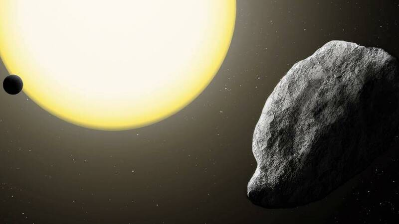 The fastest orbiting asteroid, discovered thanks to the powerful 570 Mpixel Dark Energy Camera