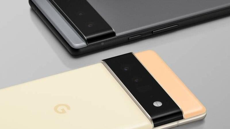 Google Pixel 6 e Pixel 6 Pro non arriver …