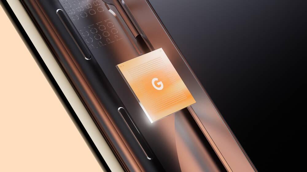 Google Tensor + Pixel 6 e 6 Pro
