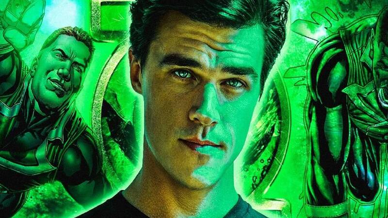 Green Lantern: The series will not be the classic superhero story for Finn Wittrock