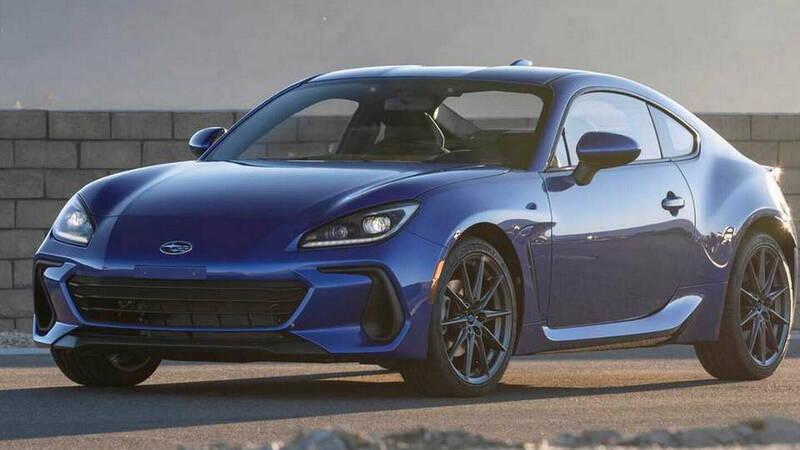 Subaru BRZ and GR86: new electric generation?