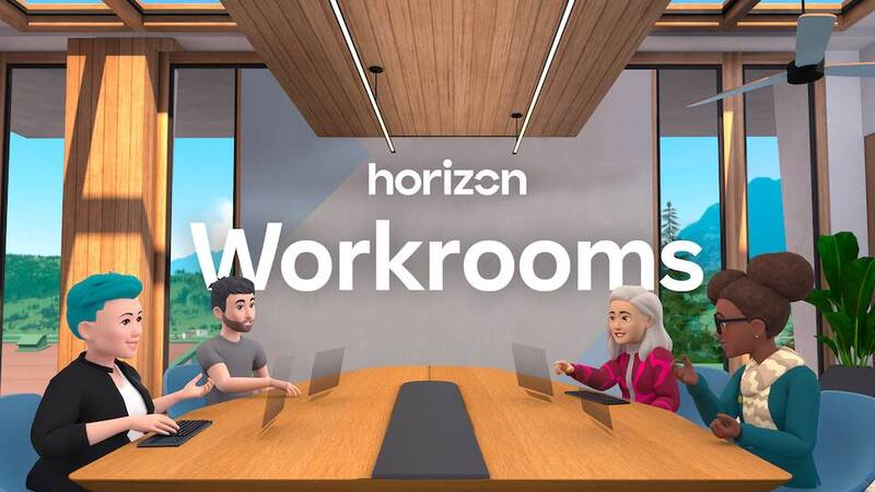 We tried Horizon Workrooms, and lived the future