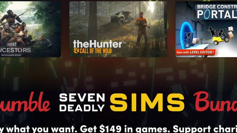 Lots of super games at a great price in the new Humble Bundle!