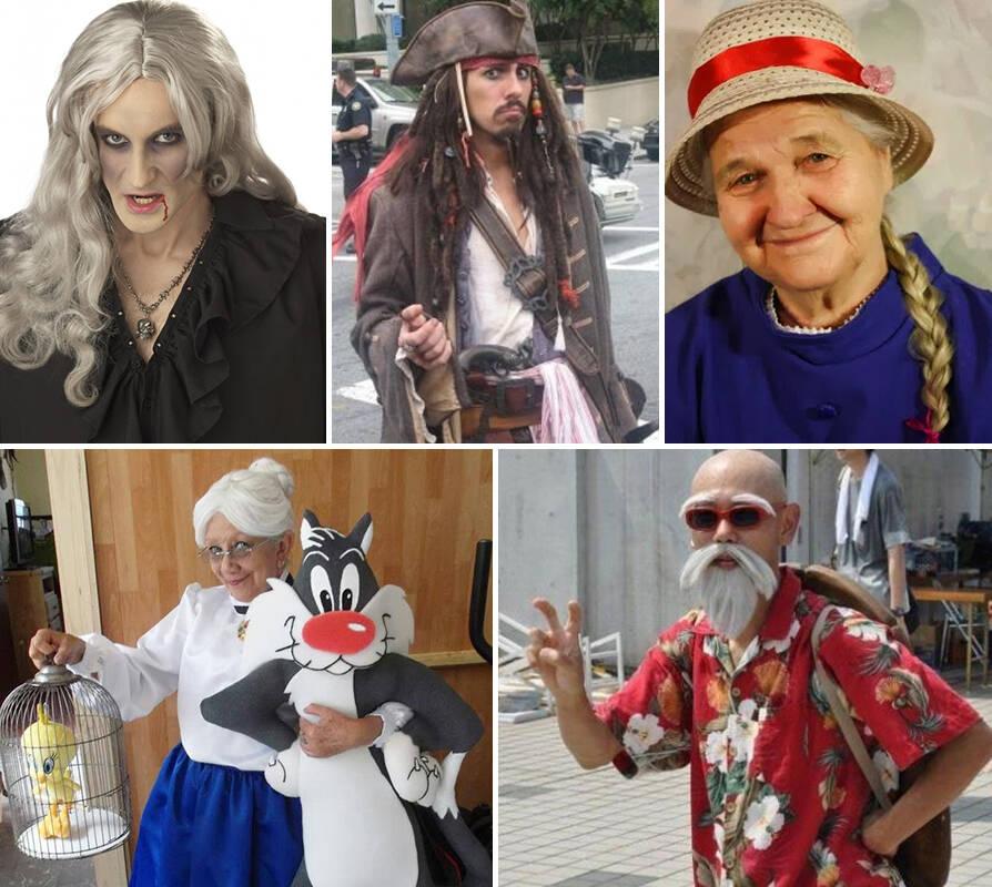 il cosplay non ha età