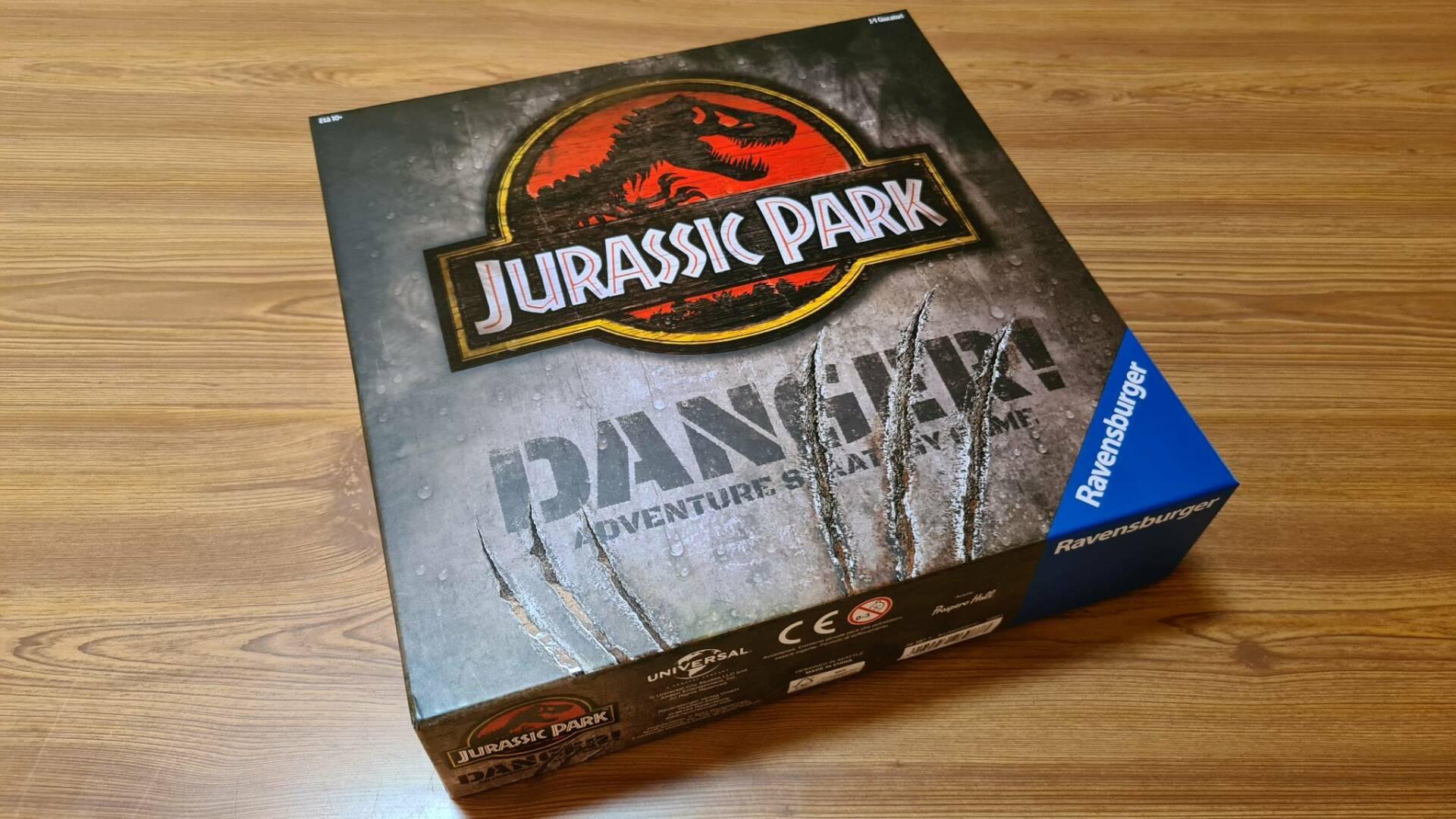Jurassic Park: Danger!