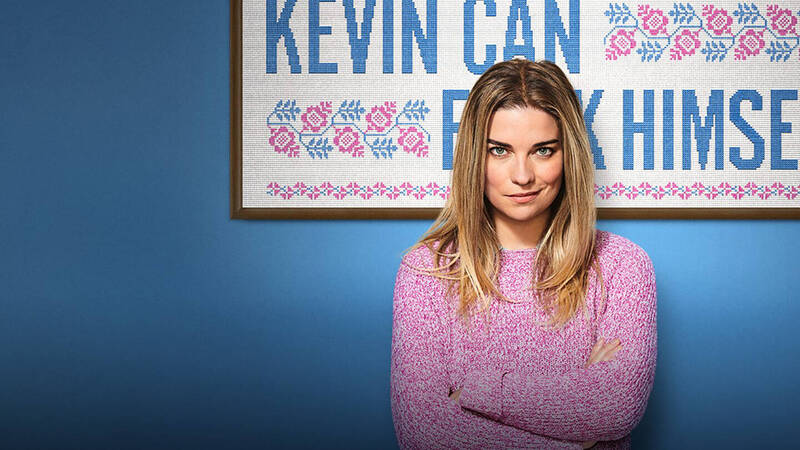 Kevin Can F ** k Himself: episodes 1-4, preview review