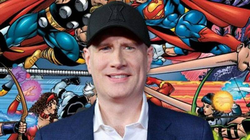 Kevin Feige: never say never to a Marvel and DC crossover