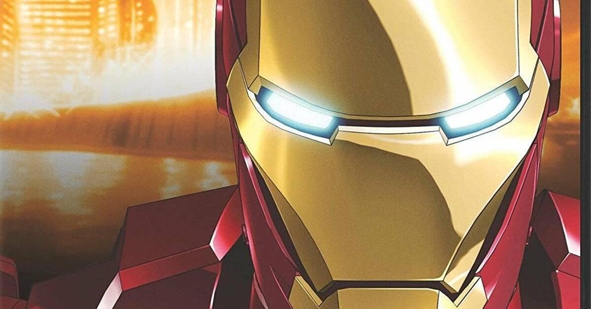 L'anime di Iron Man