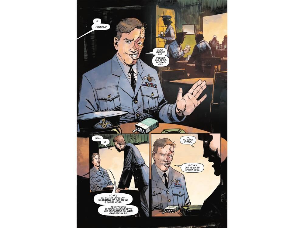 Le Storie di Guerra di Garth Ennis – Eroi del Cielo