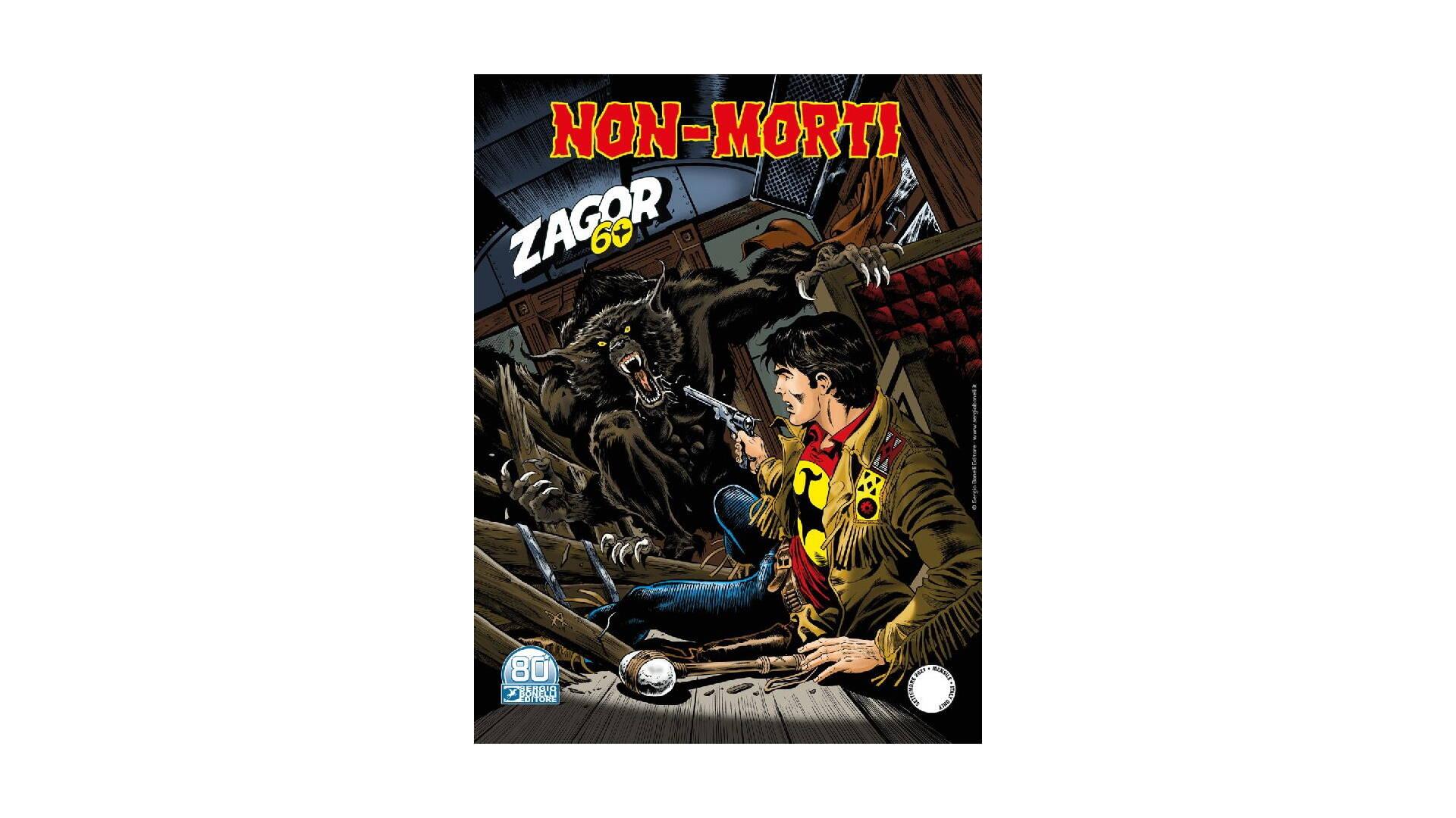 Le uscite Sergio Bonelli Editore dal 31 agosto al 5 settembre 2021