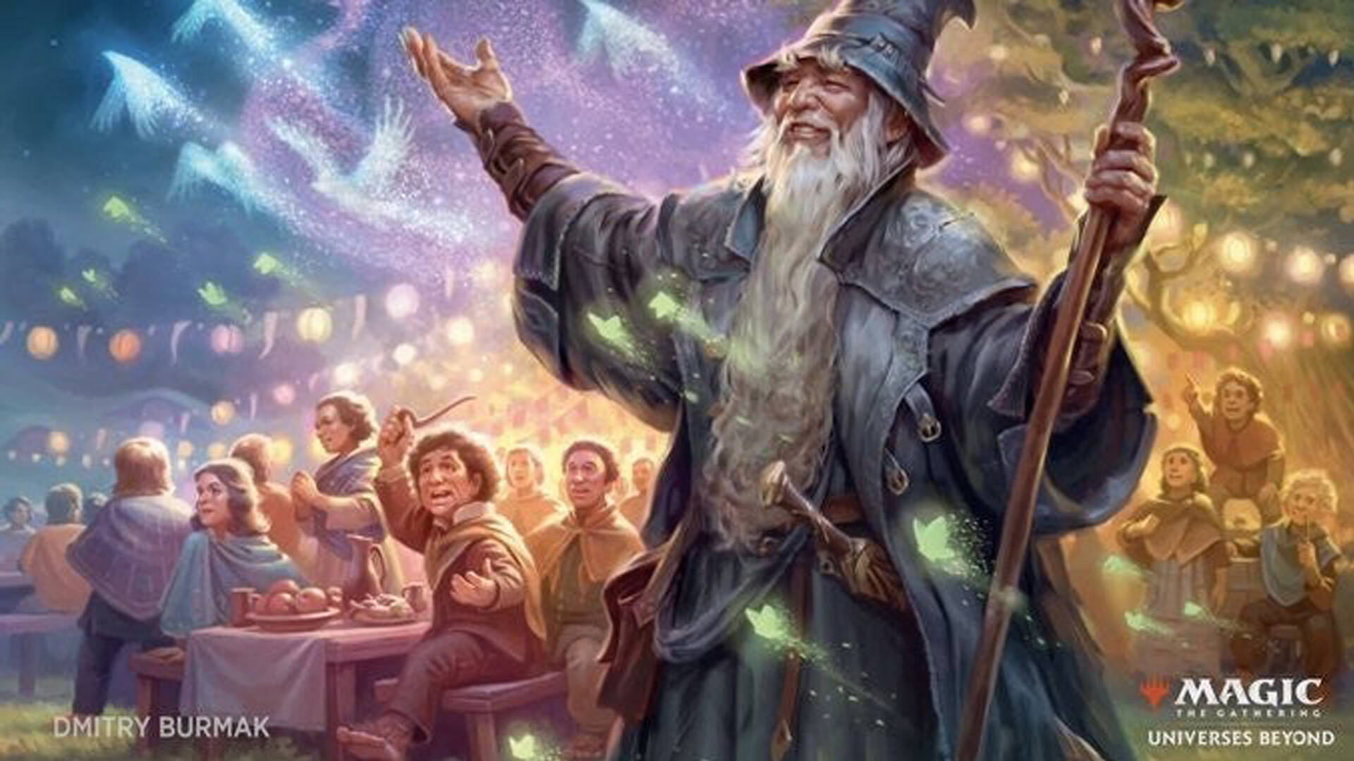 Magic The Gathering Crossover