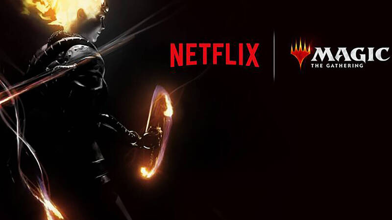 Magic: the Gathering, Jeff Kline will replace the Russo brothers in the Netflix series