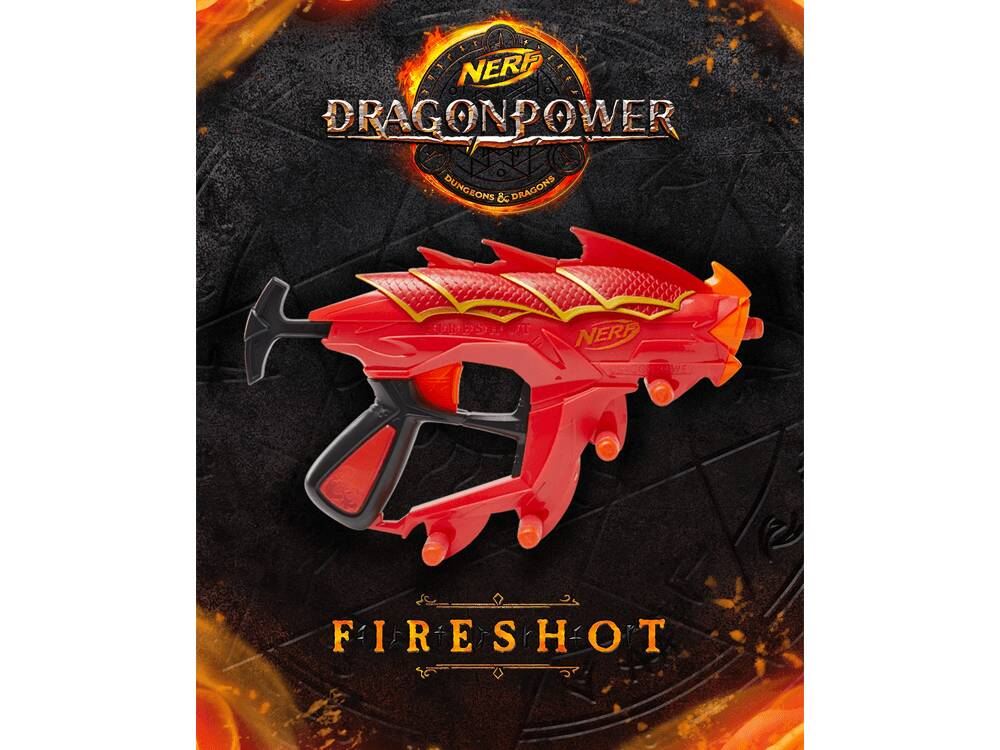Nerf di Dungeons & Dragons