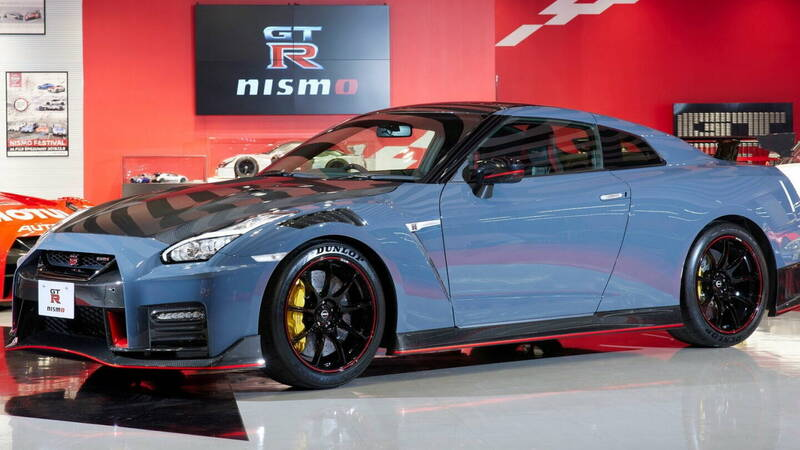 Nissan GT-R, the latest Nismo version also sold out