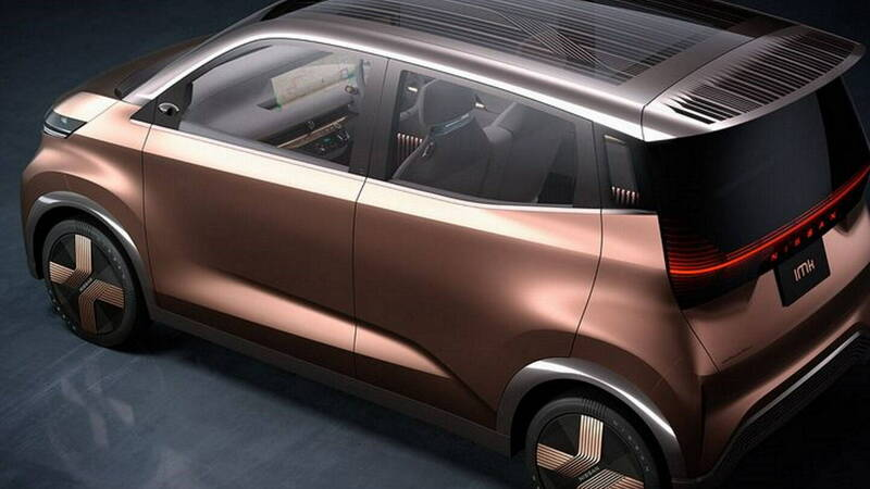 Nissan, a new mini electric car is coming