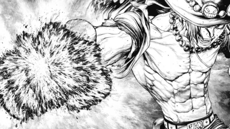 On One Piece Magazine 12 the 3rd chapter of the manga about Ace and much more