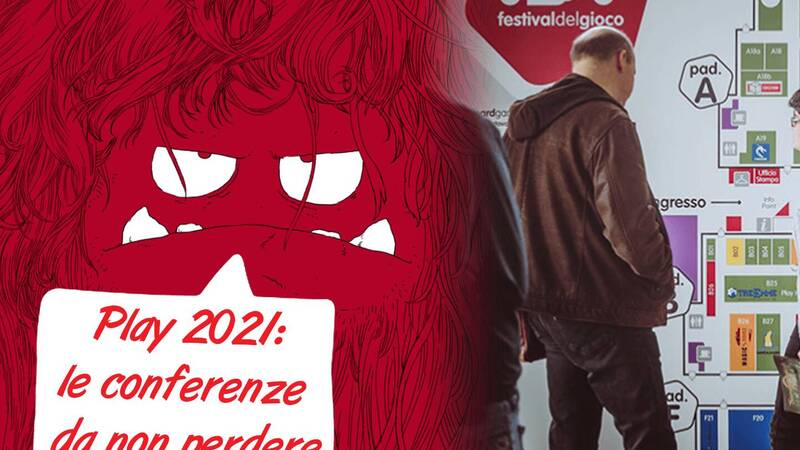Play Festival of the game 2021: the conferences not to be missed