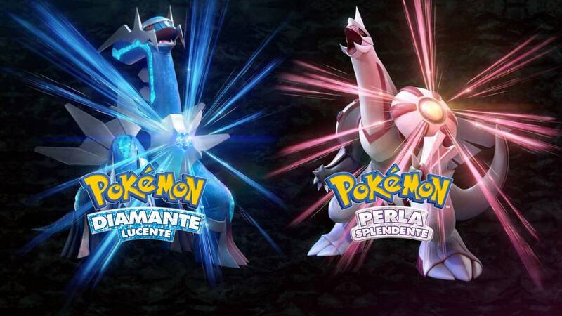 Pokémon Shining Diamond and Shining Pearl: here are all the exclusive Pokémon