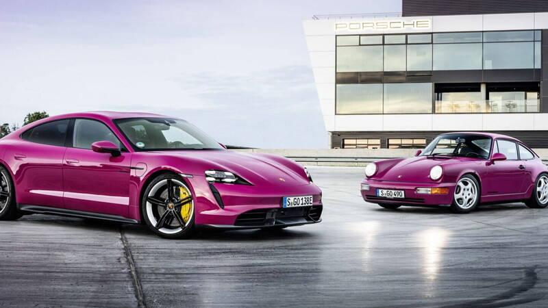 Porsche Taycan, the improvements of the next model