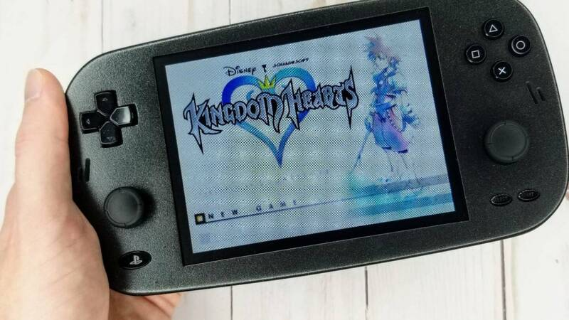 Portable PlayStation 2: a dream come true