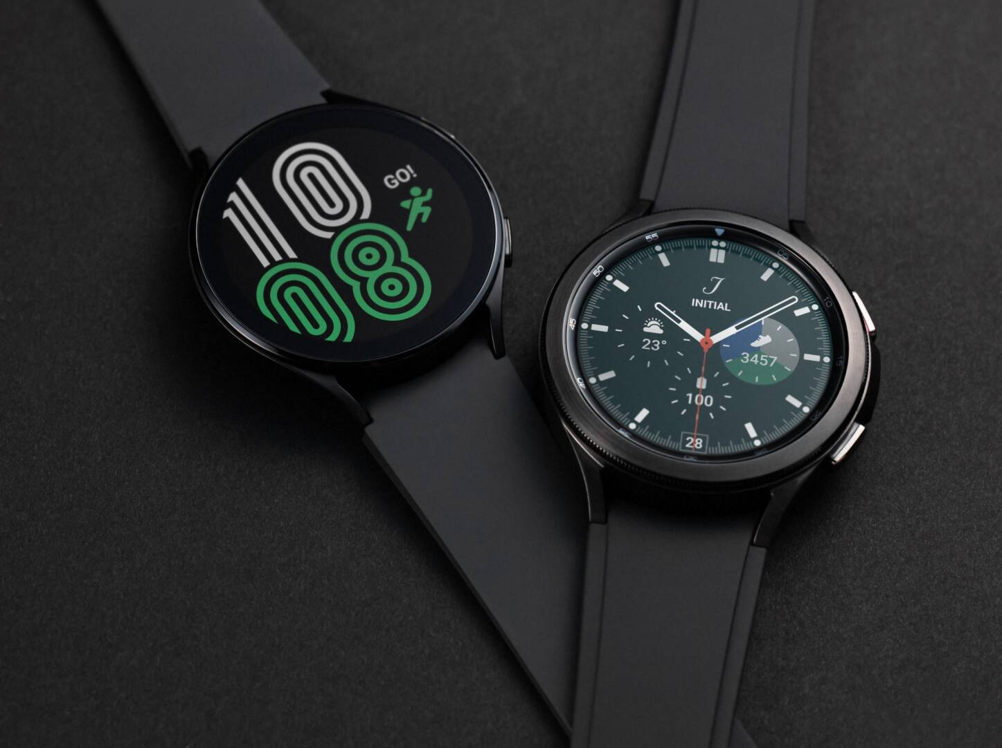 Samsung Galaxy Watch 4 e Watch 4 Classic