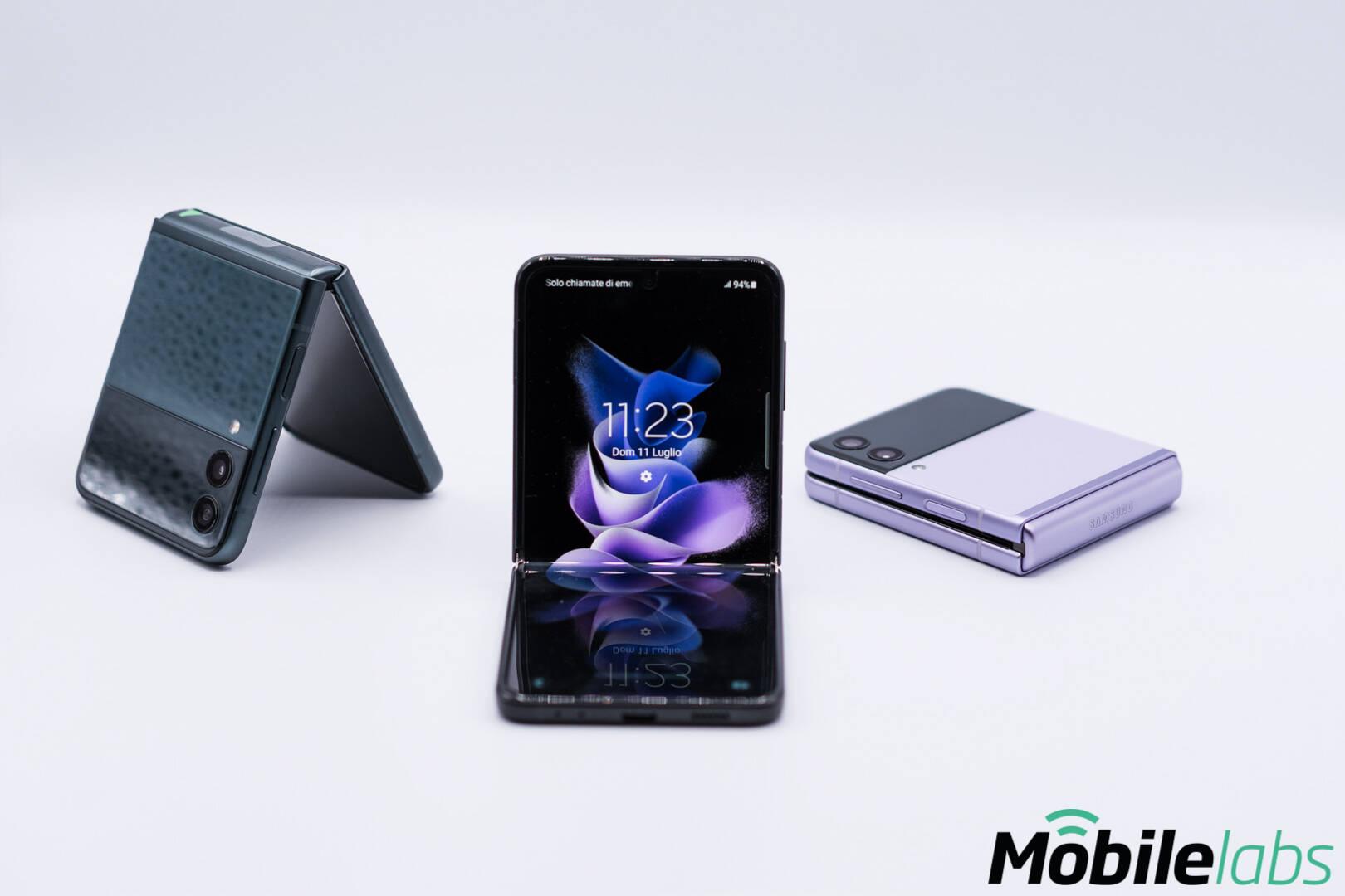 Samsungu Galaxy Z Flip 3