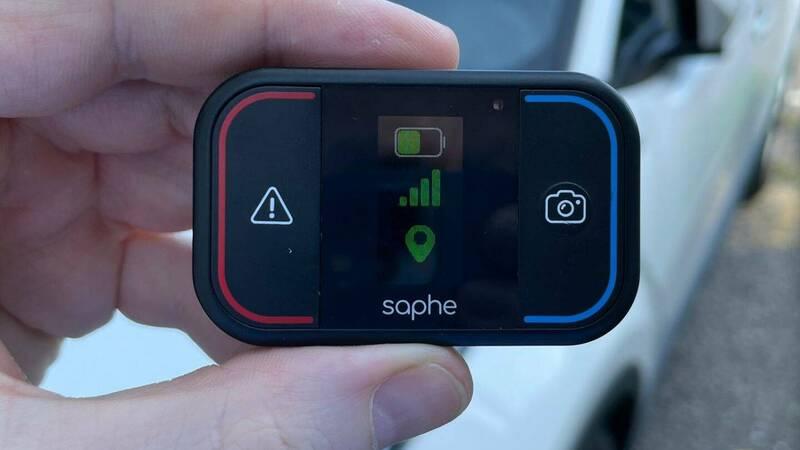 Saphe Drive Mini, free lifetime speed camera and accident detector